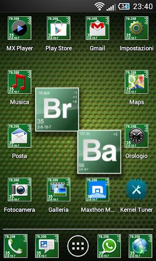 玩免費個人化APP|下載Breaking Bad Holo - Theme icon app不用錢|硬是要APP