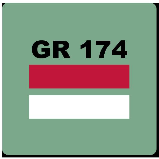 GR-174 旅遊 App LOGO-APP試玩