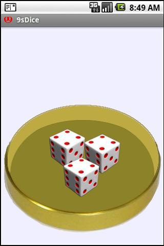 【免費紙牌App】3 Dice: Sic Bo : Die Game-APP點子