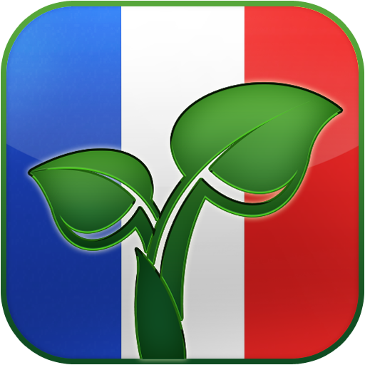 NatuLang French LOGO-APP點子