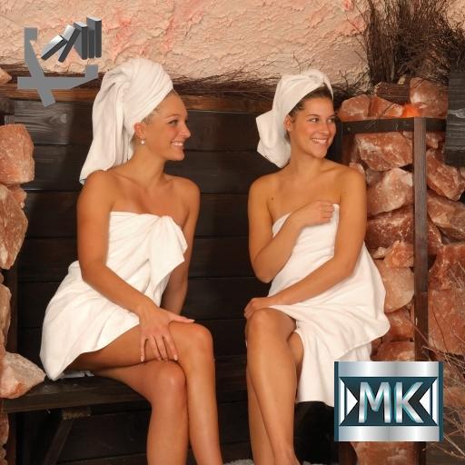 Фото девушки в бани