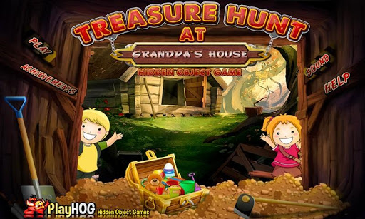 Treasure Hunt - Grandpas House