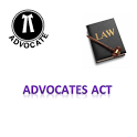 Advocates Act 1961 icon