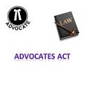 Advocates Act 1961 icon