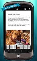 Screenshot of Dog Training Tips Free