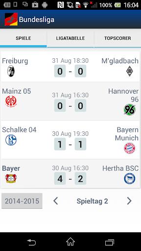 Deutsch Fußball - Bundesliga