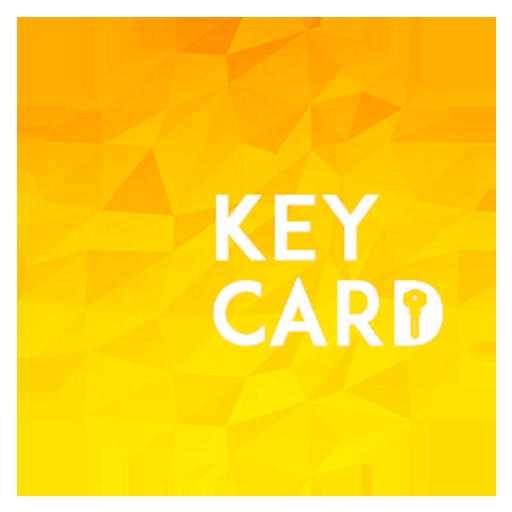 商業App|Keycard Partner LOGO-3C達人阿輝的APP