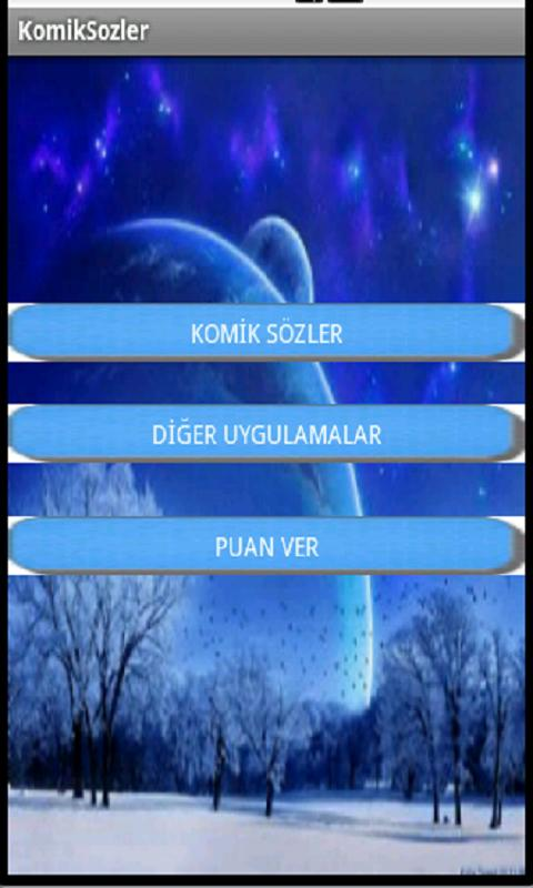 Komik Sozler - screenshot