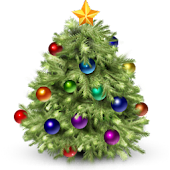 New Year Tree (Widget)