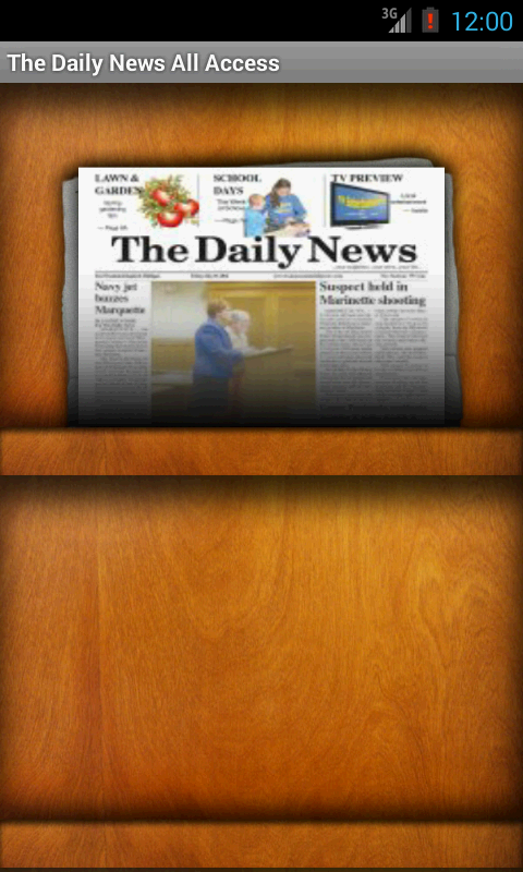 The Daily News All Access- screenshot