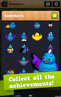 Two Birds – the word game- screenshot thumbnail