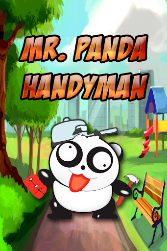 MR. PANDA HANDYMAN'S
