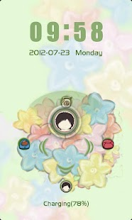 ZLOTUS boy GO Locker Theme - screenshot thumbnail