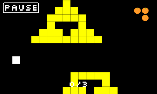 PING - 8bit Retro Pong Puzzler - screenshot thumbnail