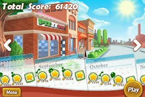 Screenshot of Pizza Shop Mania Free