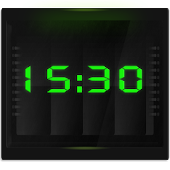 Mechanical - Clock Widget