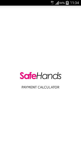 Screenshots for Safe Hands Payments Calculator