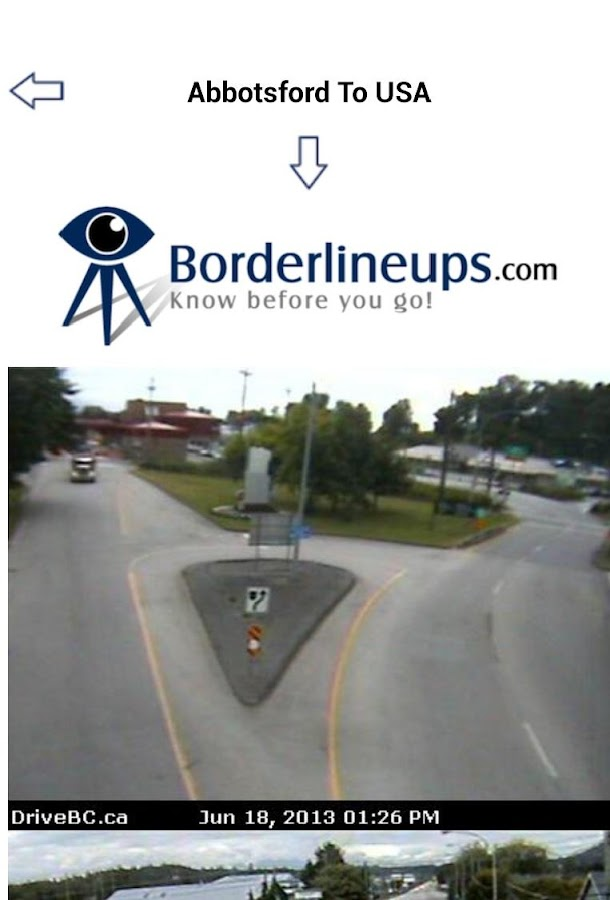 Borderlineups- screenshot