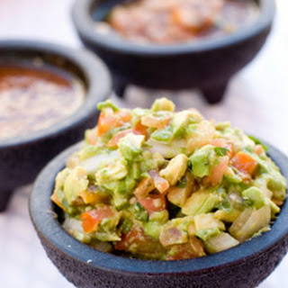 Gametime Guacamole Goes Head to Head