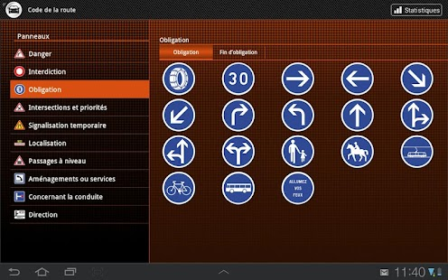 Code de la Route HD- screenshot thumbnail