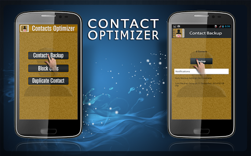 Contact Optimizer