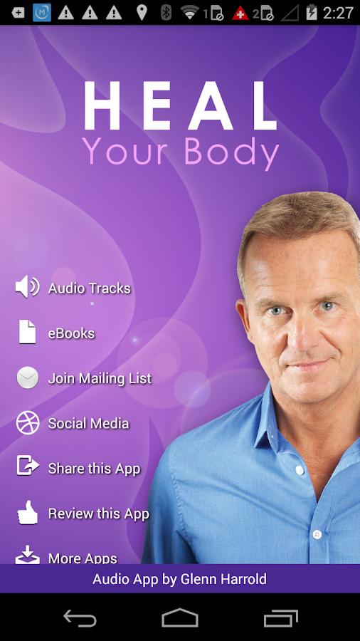 Heal Your Body - Hypnotherapy- screenshot