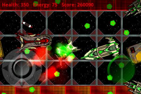 Cybertronic Warfare (Lite) - screenshot