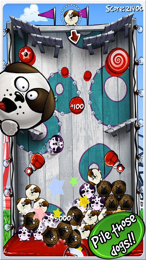 Dog Pile - Bubble Match- screenshot