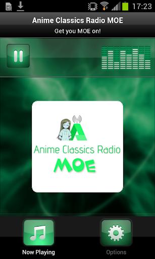 Anime Classics Radio MOE