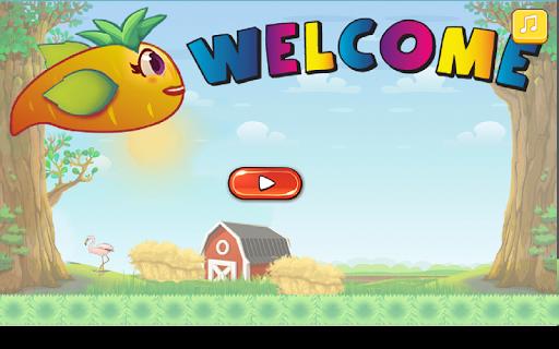 Farm Flying Carrot
