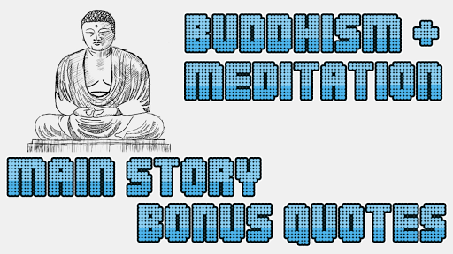 Buddhism meditation