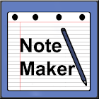 NoteMaker icon