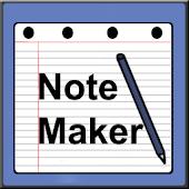 Note Maker