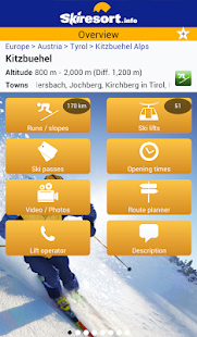 Skiresort.info – ski app - screenshot thumbnail