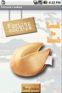 Fortune Cookies - screenshot thumbnail