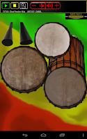 Screenshot of Djembe Fola african percussion