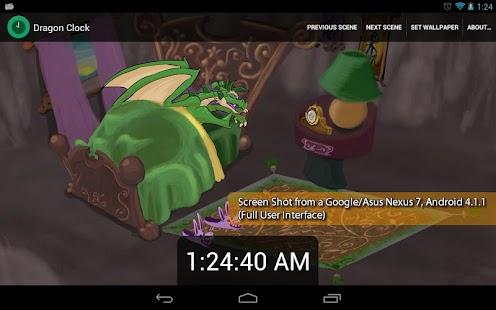 Dragon Clock- screenshot thumbnail