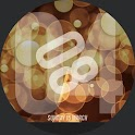 Brown Bubbles for WatchMaker icon