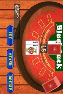 BlackJack 21 Ace Free - náhled