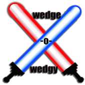 Wedge-O-Wedgy: Space War