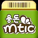 용돈 엠틱 logo