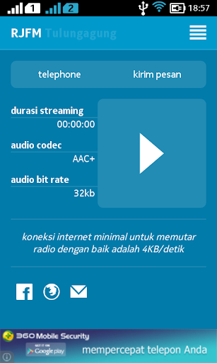 RJFM Streaming Tulungagung