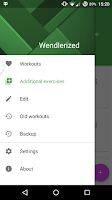 Screenshot of Wendlerized