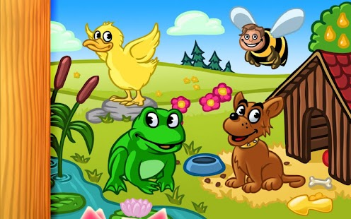 Amazing Animal Puzzle For Kids - screenshot thumbnail