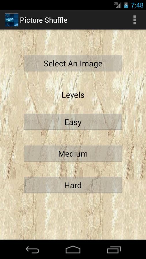 Picture Shuffle- screenshot