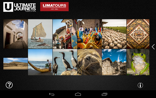 Ultimate Journeys - Lima Tours