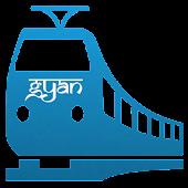 Indian railway schedule & ntes
