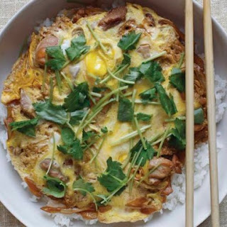 Oyakodon (Chicken and Egg Rice Bowl) from 'Japanese Soul Cooking'