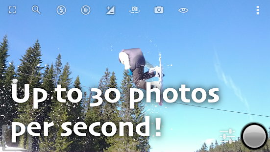 Fast Burst Camera Lite- screenshot thumbnail