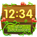 Emoji Clock Widget icon